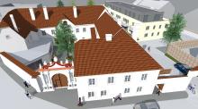 Janaburg inkl. Visualisierung Neubau